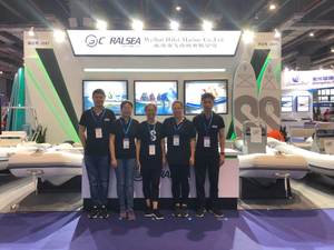 Shanghai Boat Show is successfully held and concluded